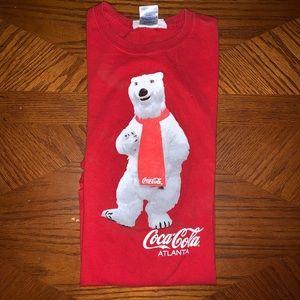 Coca Cola Atlanta shirt